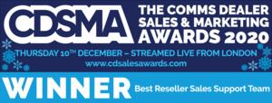 CDSMA 20 WIN Reseller Sales Support Team