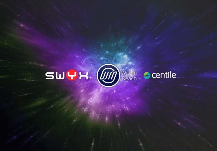 Within Reach Group and Swyx join forces and acquire Centile